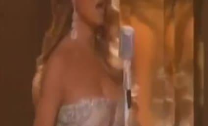 Mariah Carey: Lip-Synching at the BET Awards?