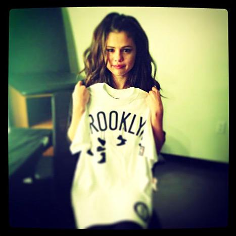 Selena Gomez Instagram Pic