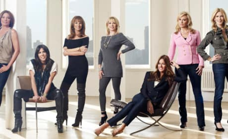 All The Real Housewives of New York City