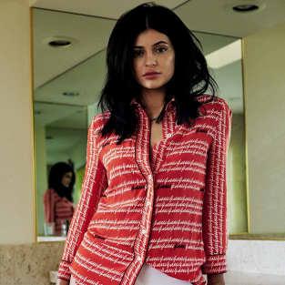 Kylie Jenner in Wonderland