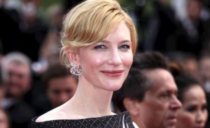 Cate Blanchett: Baby on Board?