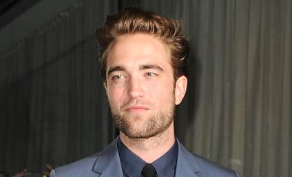 Robert Pattinson on The Daily Show: All Class