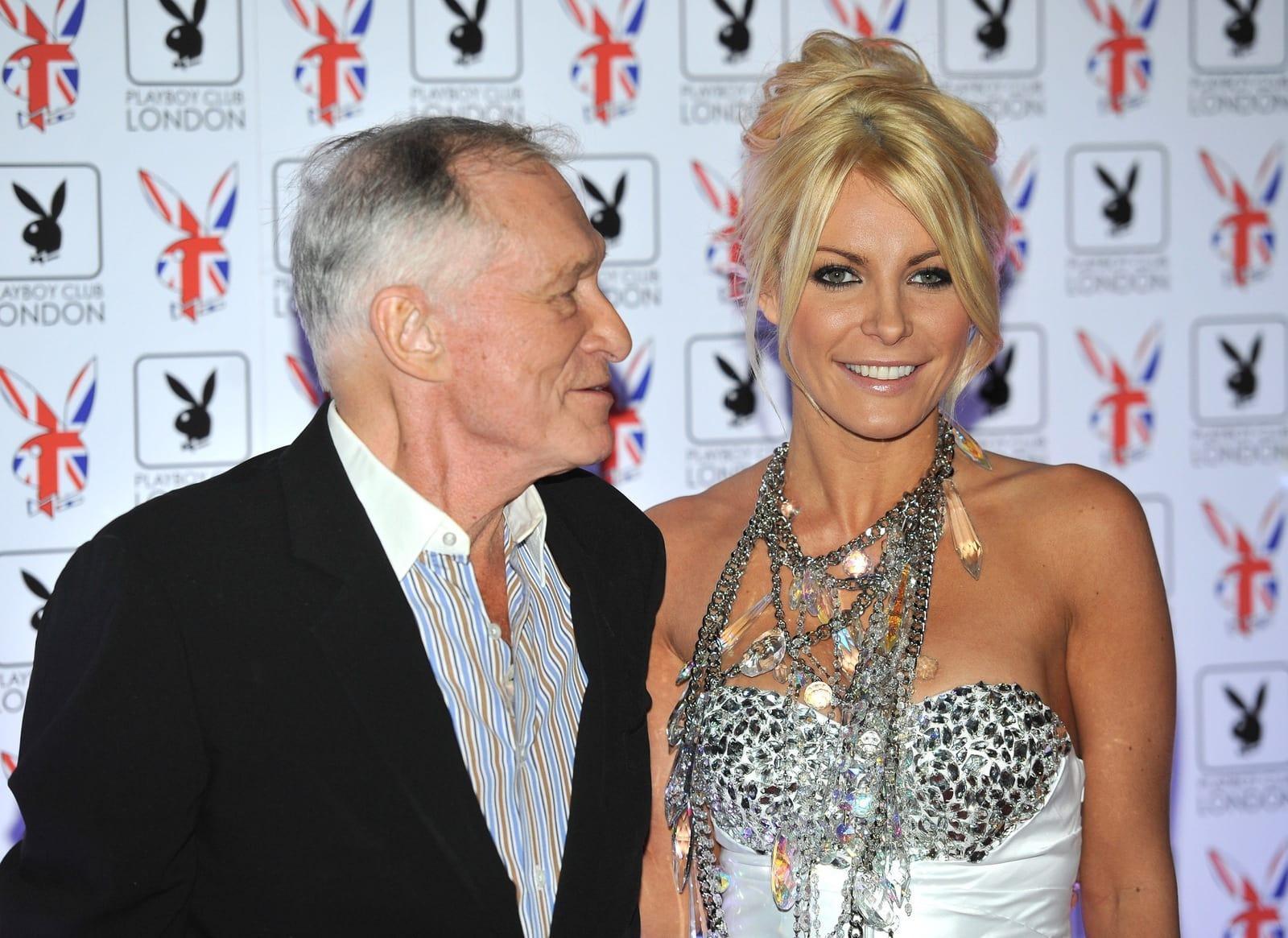 Crystal Harris Calls Off Wedding To Hugh Hefner