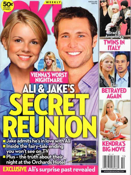 Jake and Ali to Reunite!