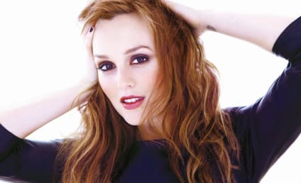 Leighton Meester Stuns in Cosmo UK