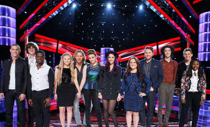 The Voice Results: Your Season 7 Finalists Are ...