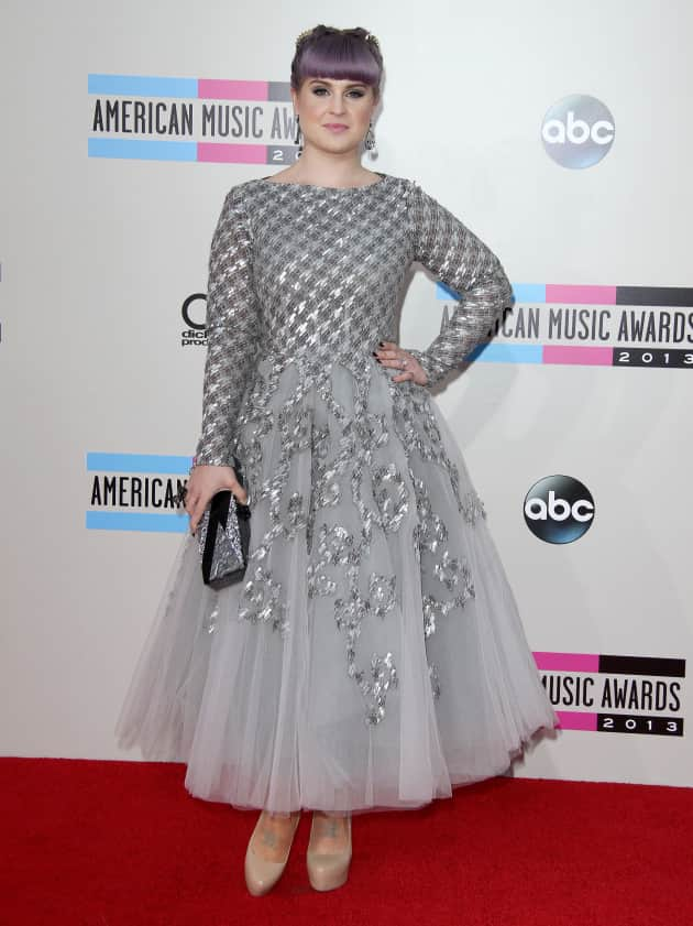 Kelly Osbourne at American Music Awards