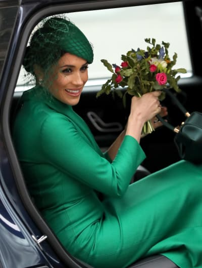 Meghan Markle on Commonwealth Day