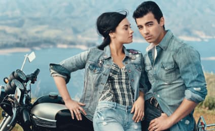 Demi Lovato and Joe Jonas: The Outdated Photo Shoot