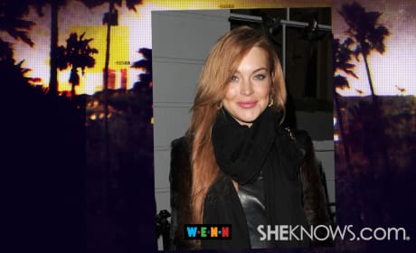 Lindsay Lohan Sex List Names