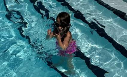 Leah Messer: Disabled Daughter Ali Swims, Internet Cheers Her On