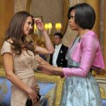 Michelle Obama, Kate Middleton