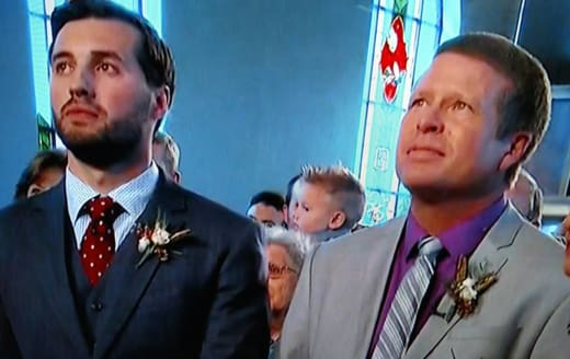 Jim Bob Duggar and Jeremy Vuolo and ...