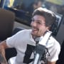 Louis Tomlinson Interview Photo