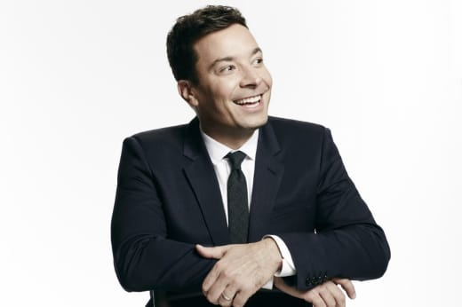 Jimmy Fallon Golden Globes Promo Pic