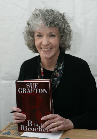 Sue Grafton Photo