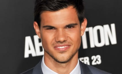 Taylor Lautner Speaks on Abduction, Growing Up