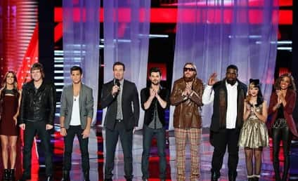 The Voice Results: The Top 6 Are …