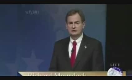Richard Mourdock, Candidate for U.S. Senate, Under Fire for Abortion/Rape Remarks