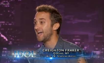 Creighton Fraker, Original American Idol Song: Hollywood Bound!