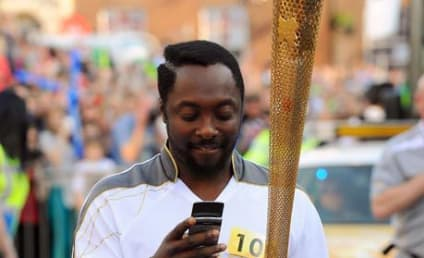 THG Caption Contest: Olympic Torch Edition!