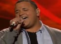 Jeremy Rosado: Velvety Smooth on American Idol!
