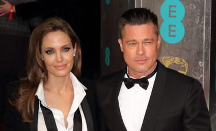 Angelina Jolie and Brad Pitt: Matching Tattoos For Wedding?