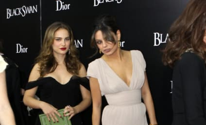 Mila Kunis on Natalie Portman: What a Dancer!