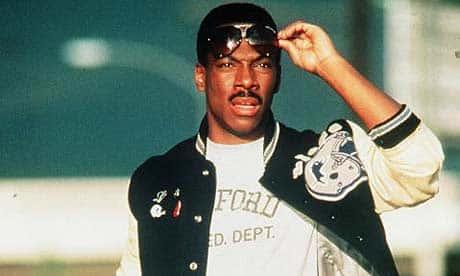 Eddie Murphy In Beverly Hills Cop