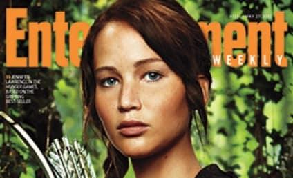 Jennifer Lawrence as Katniss Everdeen: First Look!