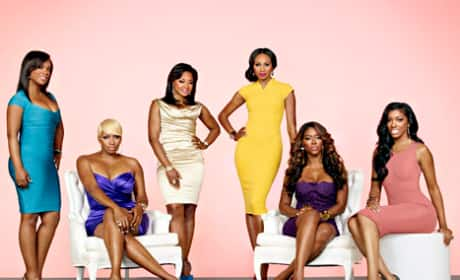 The Real Housewives of Atlanta Season 5 Cast