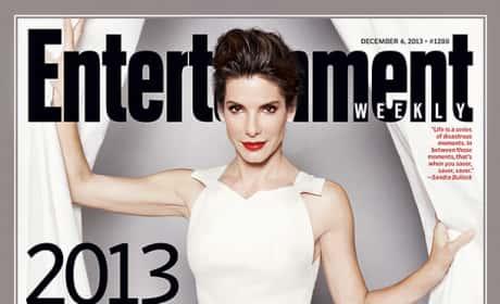 Is Sandra Bullock the Entertainer of 2013?