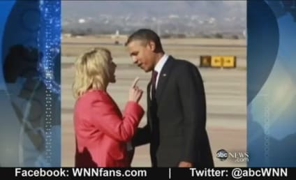 Jan Brewer, President Obama Trade Barbs on Tarmac