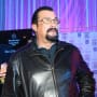 Steven Seagal Indoors
