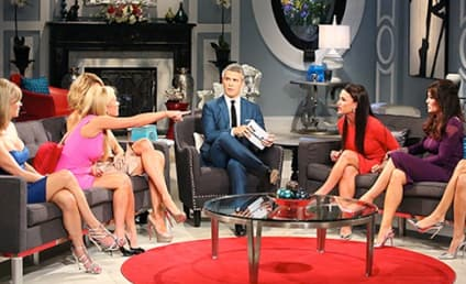 The Real Housewives of Beverly Hills Reunion Recap: At Least I Still GET My Period, B-tch!