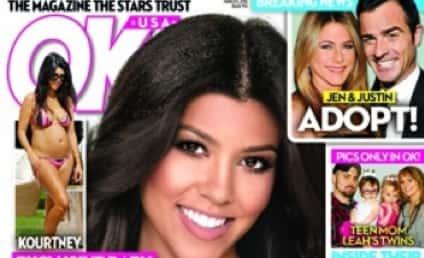 Kourtney Kardashian Konfirms Gender of Impending Child