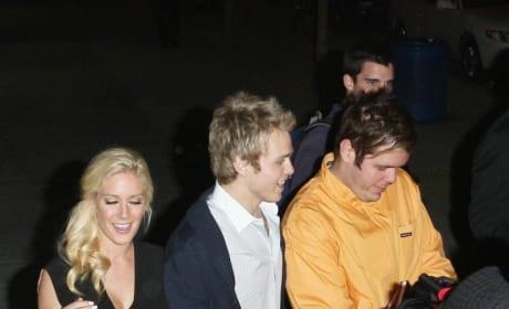 Heidi Montag, Spencer Pratt, Perez Hilton