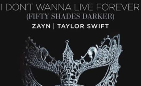 Taylor Swift and Zayn Malik Go Fifty Shades Darker, Release Single