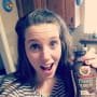 Jill Duggar Promotes Milk on Instagram