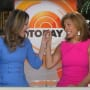 Savannah Guthrie and Hoda Kotb Host Today