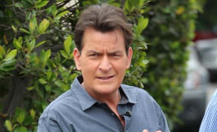 Charlie Sheen: Caught Planning to Have Ex-Girlfriend Murdered?!