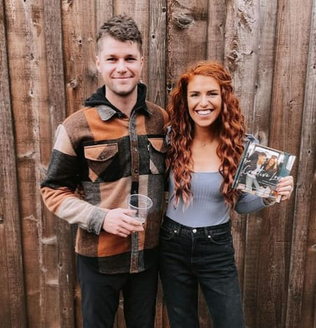 Audrey and Jeremy Roloff and Their Book