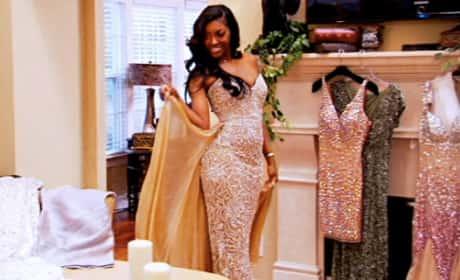 Porsha's Party Dress
