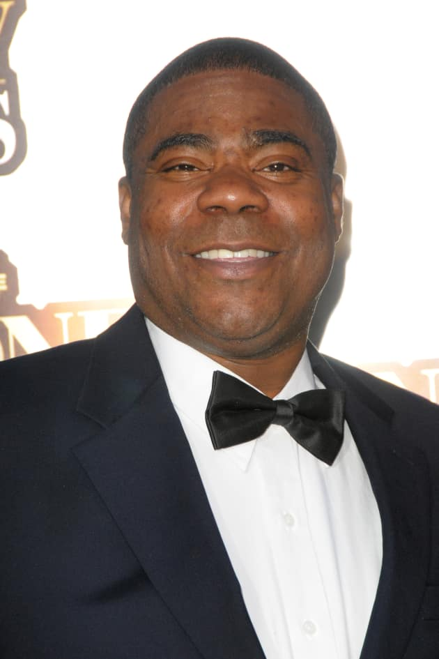 Tracy Morgan in a Tux