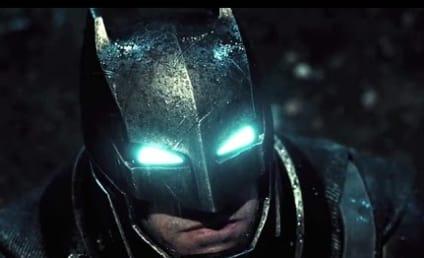 Batman v Superman: Dawn of Justice Trailer Leaks, Is Kinda Lame