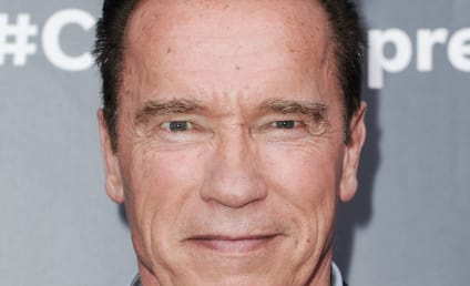 Arnold Schwarzenegger Won't Return to Celebrity Apprentice Due to You-Know-Who