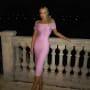 Tiffany trump in pink