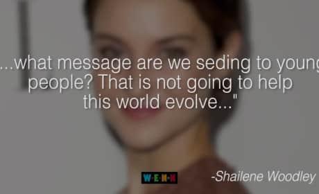 Shailene Woodley Rips Twilight