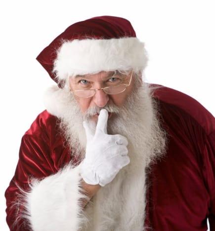 Layaway Santa
