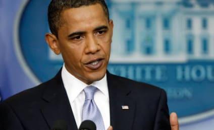 President Obama: North Korea Sucks, James Flacco is Cool